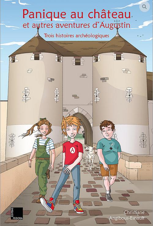 Panique au château